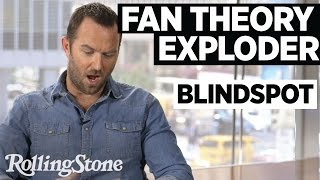 "'Blindspot' Sullivan Stapleton: Kurt Will ""Unravel Answers to Everything"""