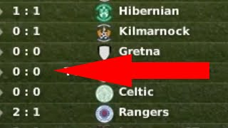 Get Me A 0 0 Draw (Football Manager 2007)