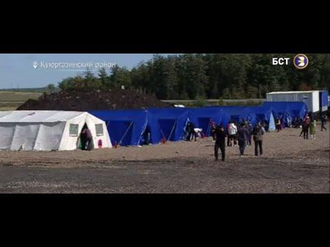 В Башкирии объяснили причину запрета въезда в несколько районов