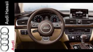 preview picture of video '2015 Audi A6 Honolulu, HI #A5117 - SOLD'