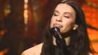 Alanis Morissette - Ironic (Live Unplugged)