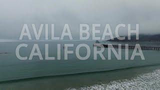 Foggy Morning Flight Over Avila Beach 2016 [shot on a DJI Phantom Pro]