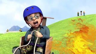 Feuerwehrmann Sam ⭐️Rennwagen Probleme!! 🔥Sam rettet den Tag!   Cartoons für Kinder