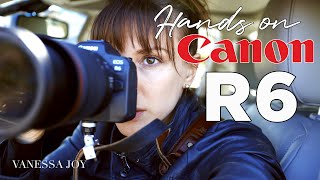 OFFICIAL Canon EOS R6 Hands-on Photo + Video Shoots And Specs Review