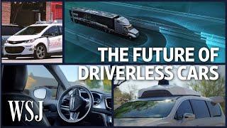 Beyond Tesla: Driverless Startups Promise Next-Level Autonomous Vehicles | WSJ