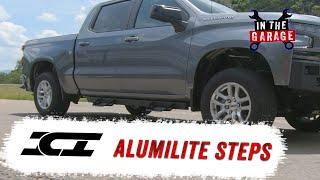 In the Garage Video: ICI Alumilite Side Hoop Steps
