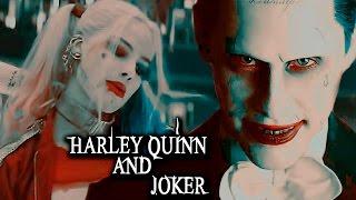 ● Harley Quinn & Joker | Gangsta