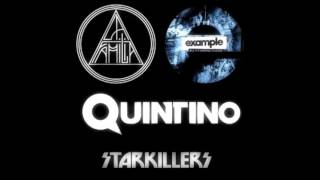Example   All The Worng Places (Quintino&Starkillers Remix)