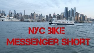 Postmates-NYC Bike Messenger Line of Sight #2