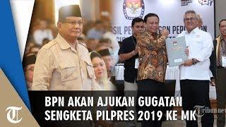 Sempat Berujar Tak Akan Gugat ke MK, Prabowo-Sandi Akan Ajukan Gugatan Sengketa Hasil Pilpres ke MK