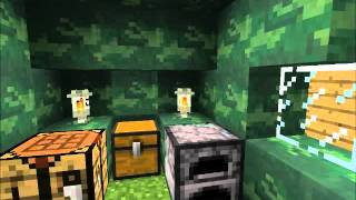 preview picture of video 'Minecraft Mod Review - Camp Craft Mod'