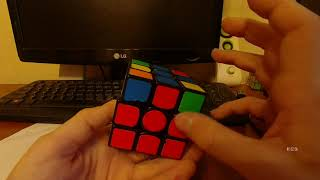 Новый мировой рекорд по сборке кубика рубика 3.47 реконструкция