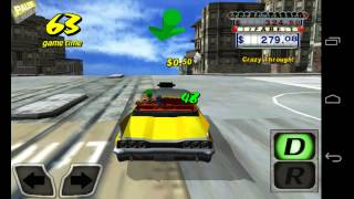 Crazy Taxi Android Gameplay