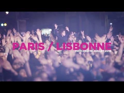 Paris Lisbonne