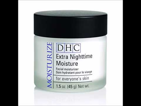DHC Extra Nighttime Moisture, Intensive Face Cream, 1 5 oz