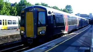 preview picture of video '377504 & 377213 Leave Gillingham'