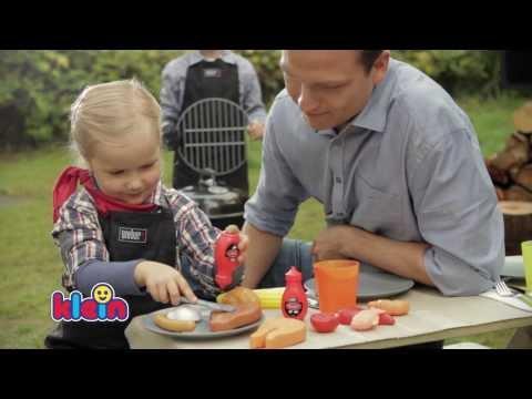 Weber Kugelgrill für Kinder von Theo Klein