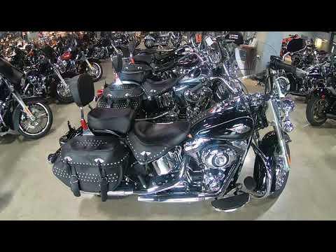 2015 Harley-Davidson Heritage Softail Classic FLSTC 103