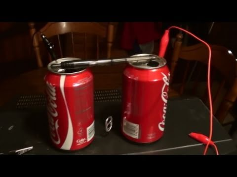 Electricity Experiment Electro Magnetism Cool Science
