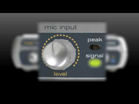 Recording Studio Getting Started (1 of 3): Input/Output – Pro Tools® M-Powered™ Essential