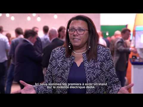 Enedis - European Utility Week 2018 - Vienne