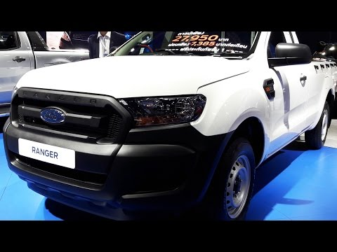 Ford Ranger 2.2L Hi-Power M/T Single Cab กะบะตอนเดียว