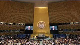 President Trump Attends the 2018 United Nations General Assembly - Day 2