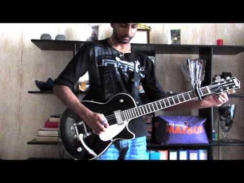 Hillsong UNITED Oceans lead guitar
