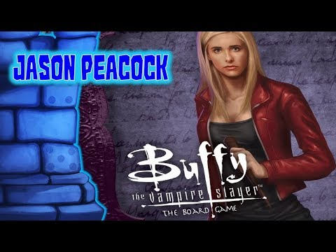 Buffy Review with Jason Peacock