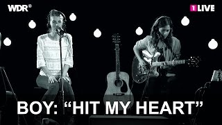 """Boy: """"Hit My Heart"""" 