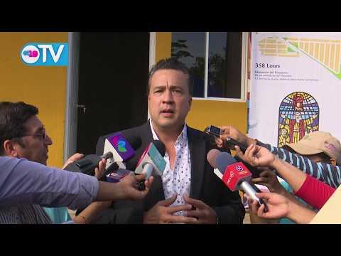 Proyecto Monte Nebo entregará las primeras casas a familias nicaragüenses