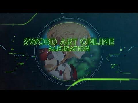 Sword Art Online: Alicization – Episode 1