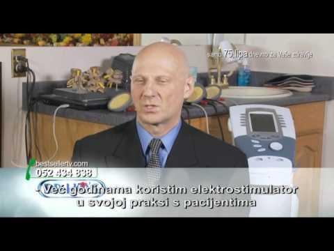 Elektrostimulator NovaTV 15min 999kn