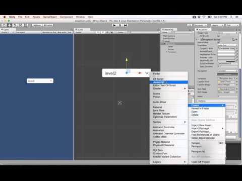 39- Unity UI| DropDownList دالة
