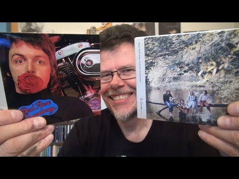 Paul McCartney and Wings Wild Life and Red Rose Speedway 2018 Reviews