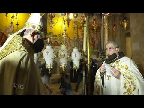 VIDEO: Entrance of Patriarch Pizzaballa to Holy Sepulchre