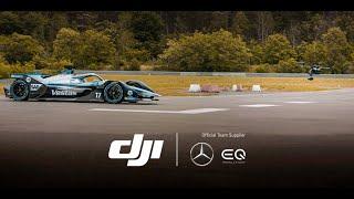 DJI FPV & Mercedes Benz | Voando Com Drone