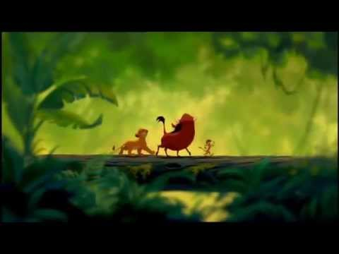 The Lion King – Grubs