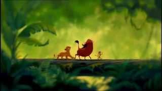 The Lion King – Grubs