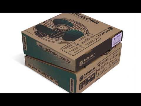 Ventiladores Solaster - Prêmio Grandes Cases 2012