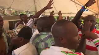 Youths attack journalists at Nasa meeting - VIDEO