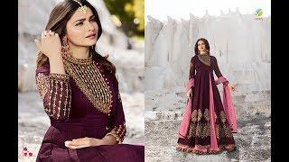 1fcc1ea931 Latest Indian Salwar Suits Dresses Collection 2018 || Vinay Fashion ||  Kaseesh Supreme