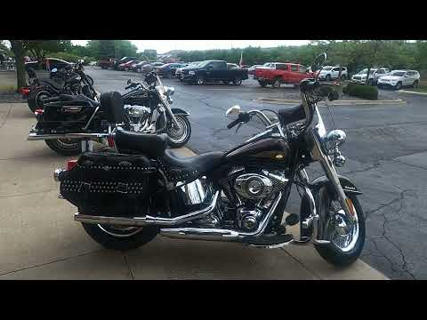 2013 Harley-Davidson Heritage Softail Classic FLSTC 103