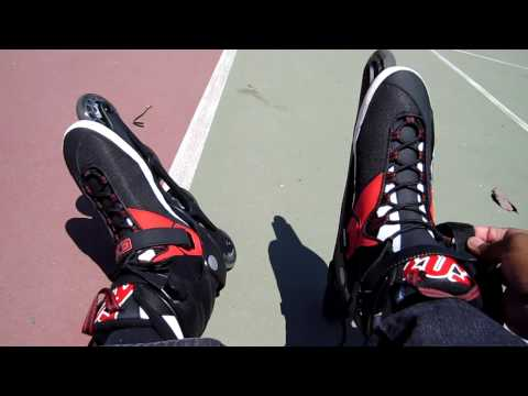 my K2 EXO rollerblades user review