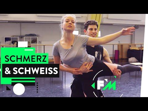Traumberuf Ballett-Tänzer: Kaputte Füße, wenig Gage?