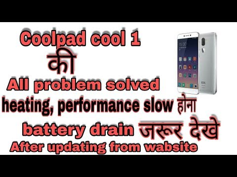 Coolpad cool 1 low volume problem solved - смотреть онлайн на Hah Life