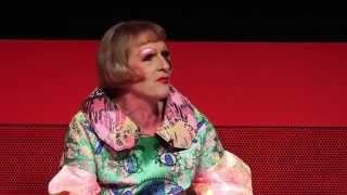 INTERVIEW WITH GRAYSON PERRY