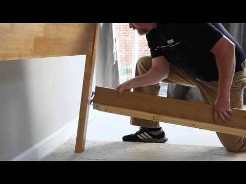 Wooden bed rail hook plate Product Video & ???Wooden bed rail hook plate Test ? Top Bestseller ...