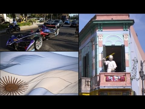 Supercharged takes a trip to Argentina