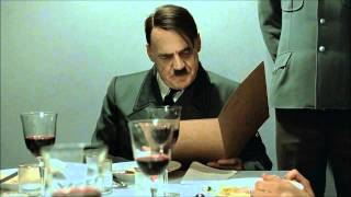 Hitler's happy birthday turns bad